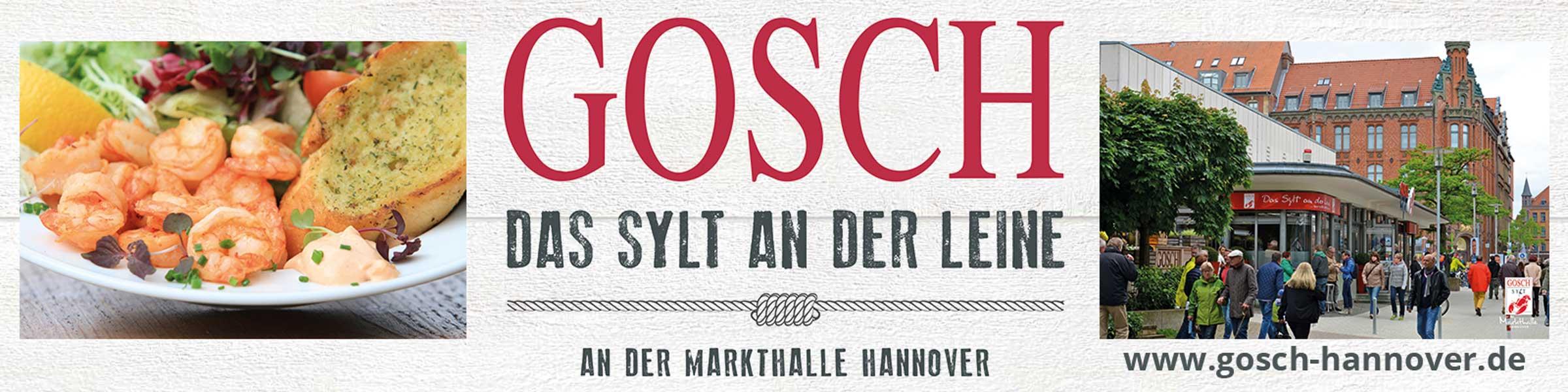 GOSCH Hannover - Das Sylt an der Leine